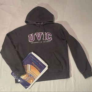 UVIC pullover hoodie